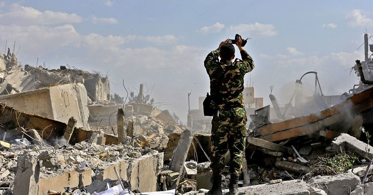 The war in Syria is reaching its end, but a fresh wave of rebellion may be on the horizon