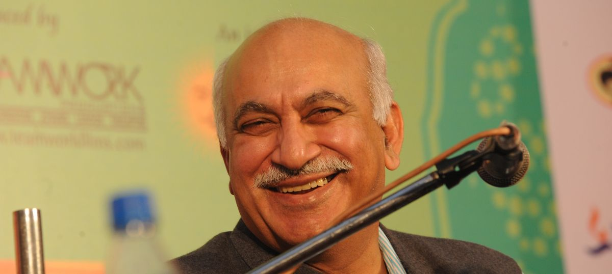 MJ Akbar's resignation: Union minister calls it right decision, Congress says 'victory of truth'