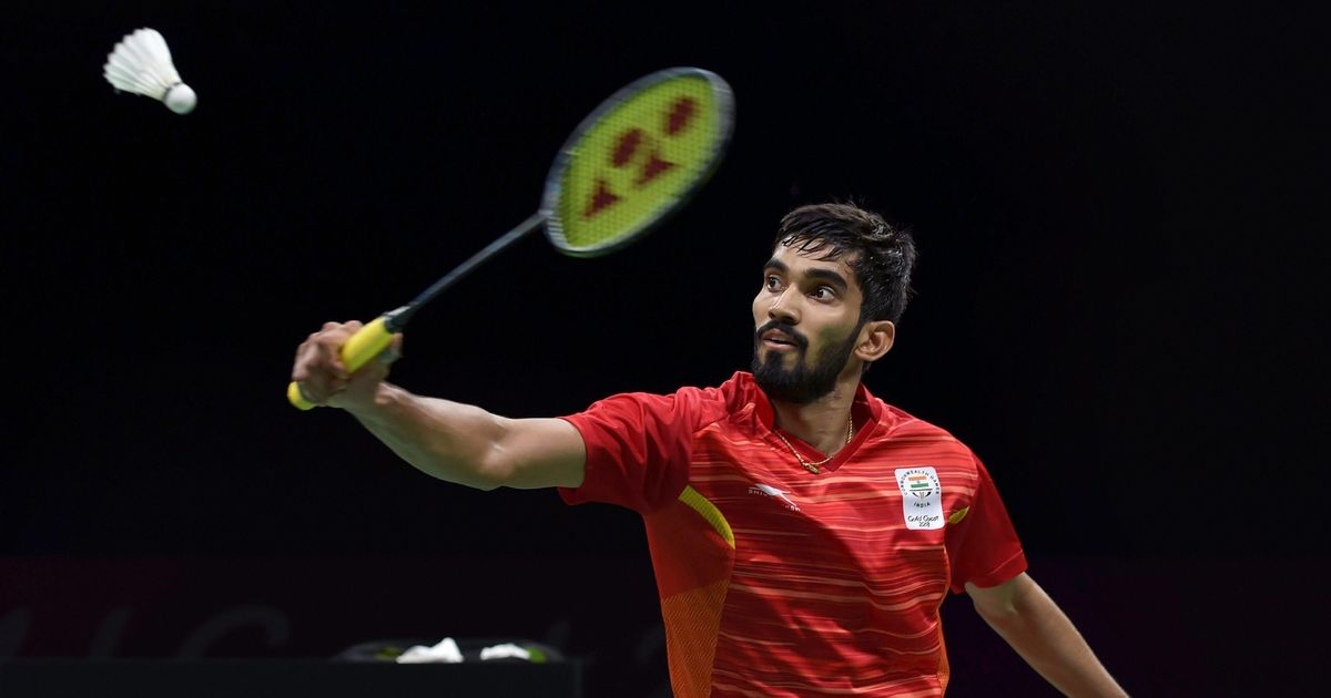 Badminton: Srikanth beats Lin Dan to set up an all-India quarter-final at the Denmark Open