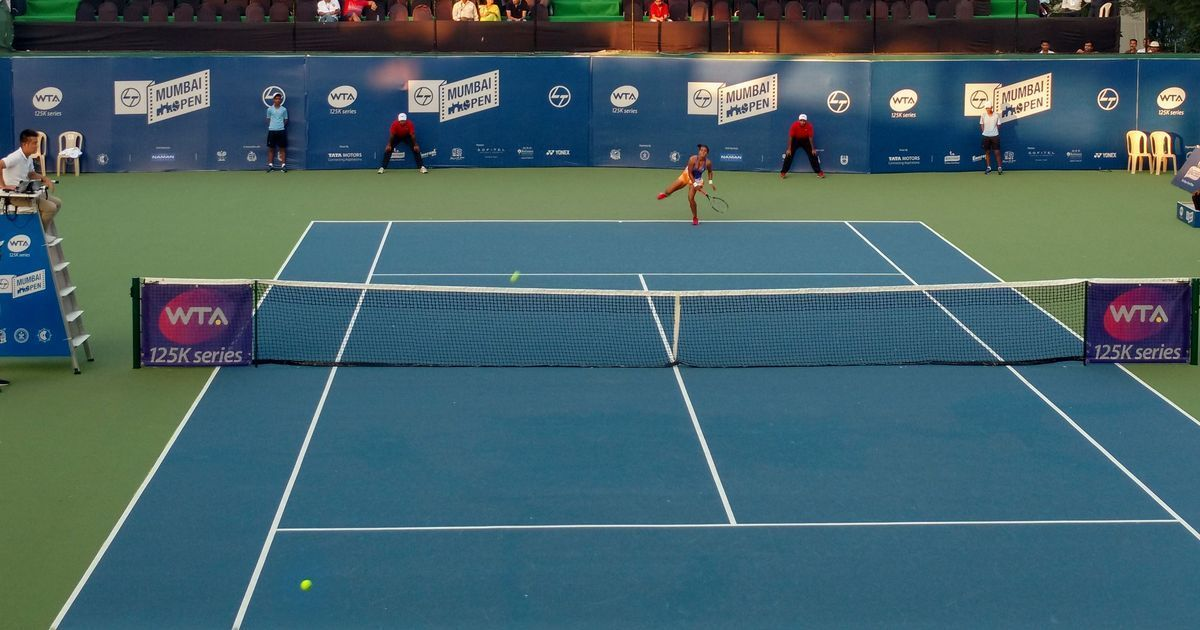 Tennis: Second edition of WTA Mumbai Open to begin from October 27