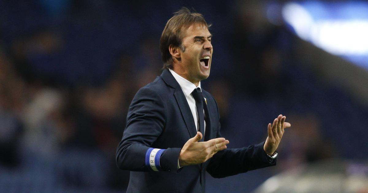 Football: Coach Julen Lopetegui 'calm' over his Real Madrid future despite winless run