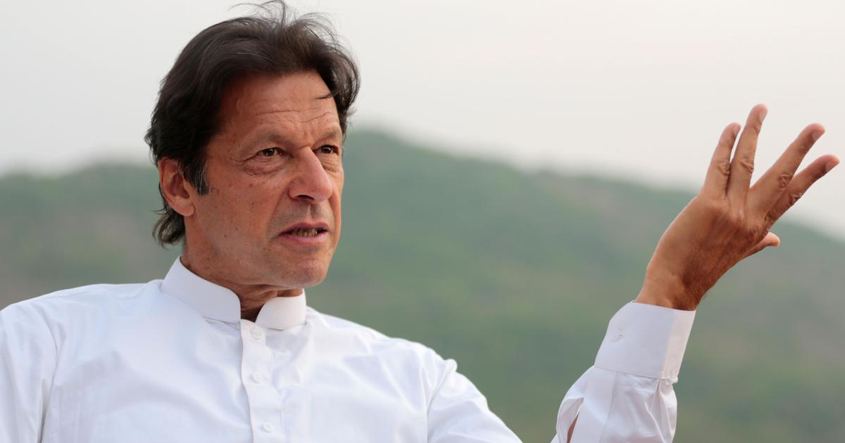 Pakistan Prime Minister Imran Khan condemns civilian deaths in Kashmir
