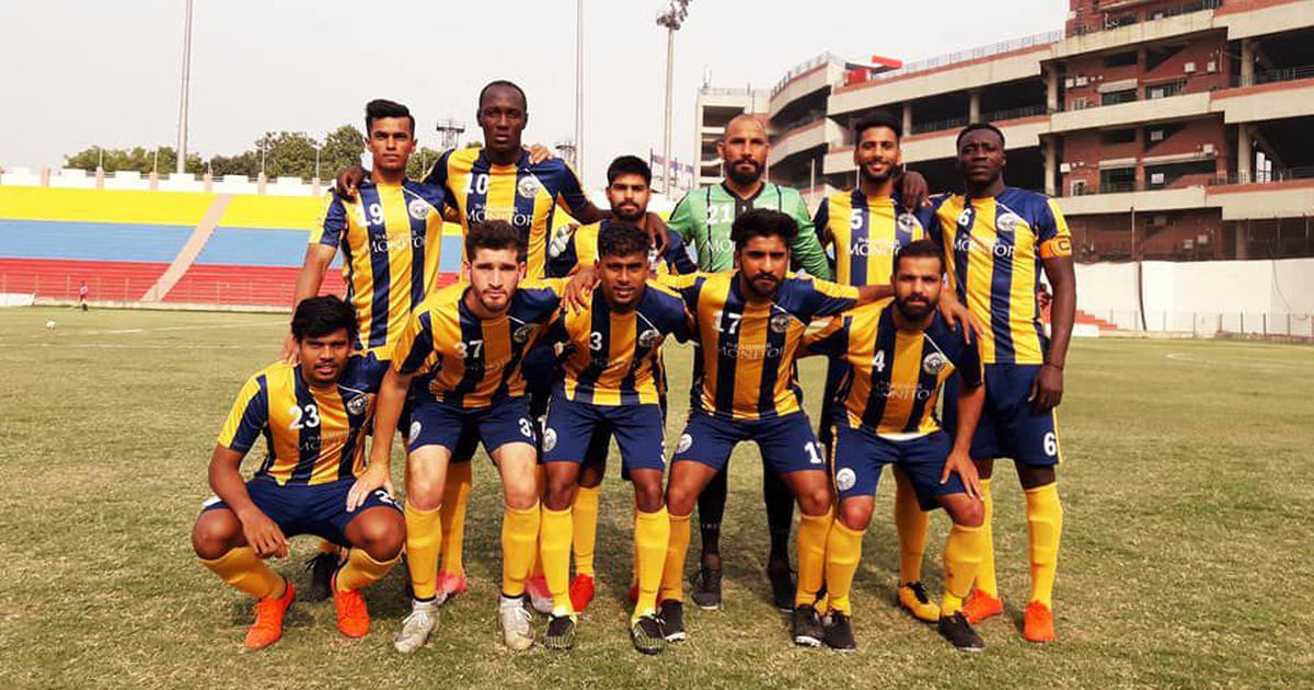 I-League debutants Real Kashmir FC get Adidas as official kit partner