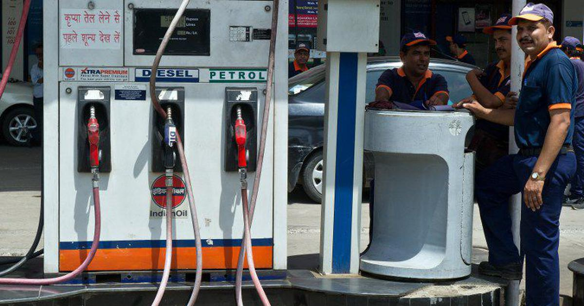 Fuel prices drop for seventh day, petrol costs Rs 81.25 and diesel Rs 74.85 per litre in Delhi