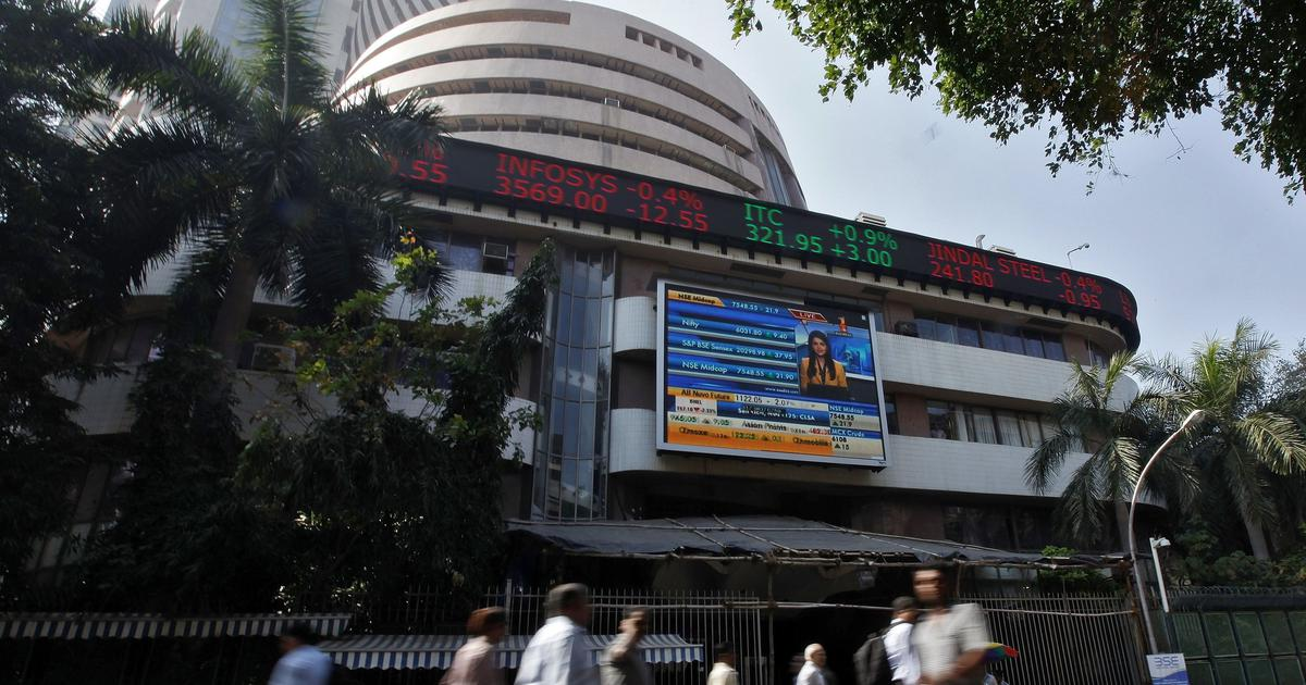 Sensex, Nifty pare early gains, but close higher