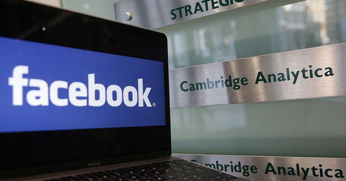 UK regulator fines Facebook £500,000 for Cambridge Analytica data breach