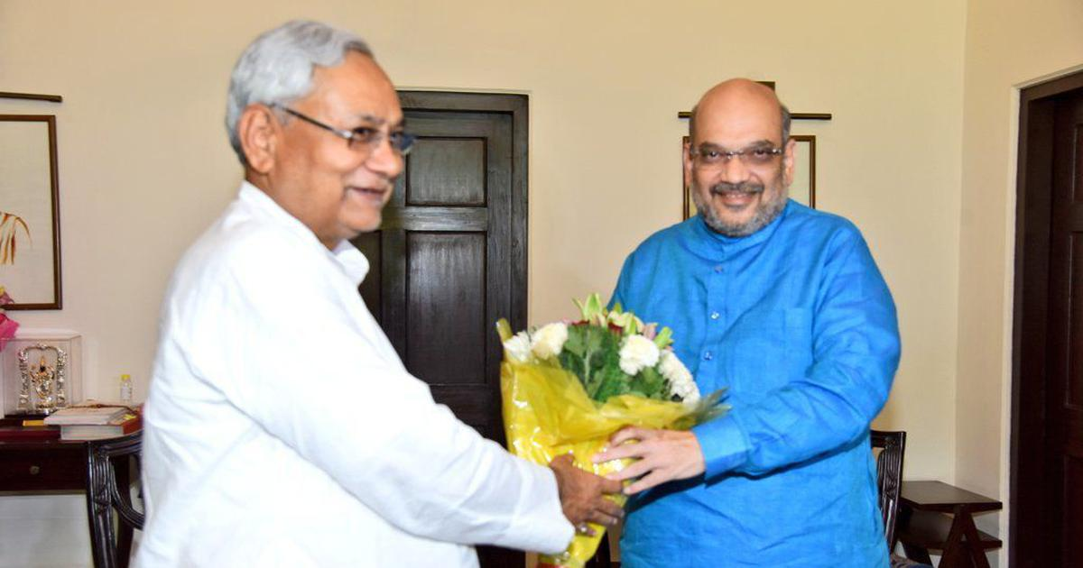 Bihar: BJP and Janata Dal (United) announce equal seat sharing alliance in 2019 Lok Sabha elections