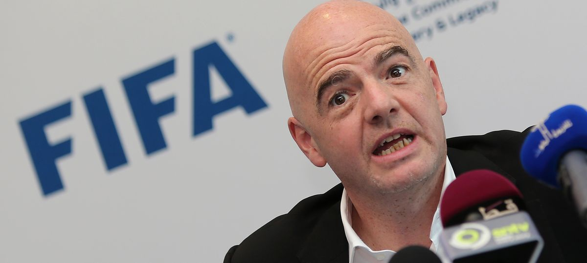 Fifa put plans for lucrative new Club World Cup, Nations League on hold