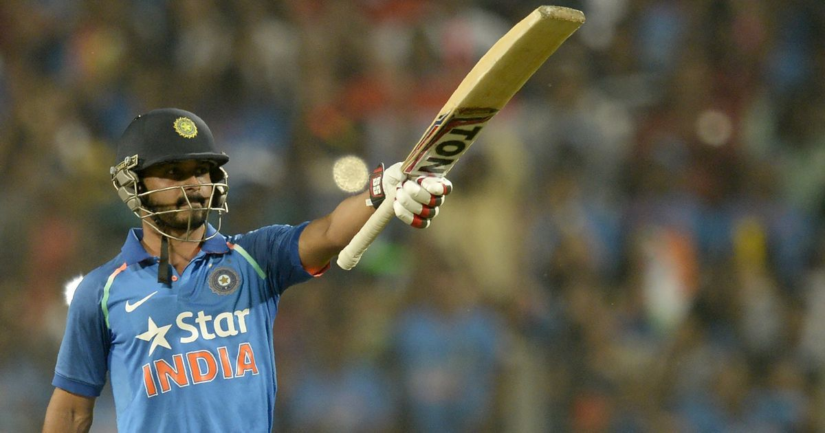 Kedar Jadhav added to India's squad for fourth and fifth ODIs against West Indies