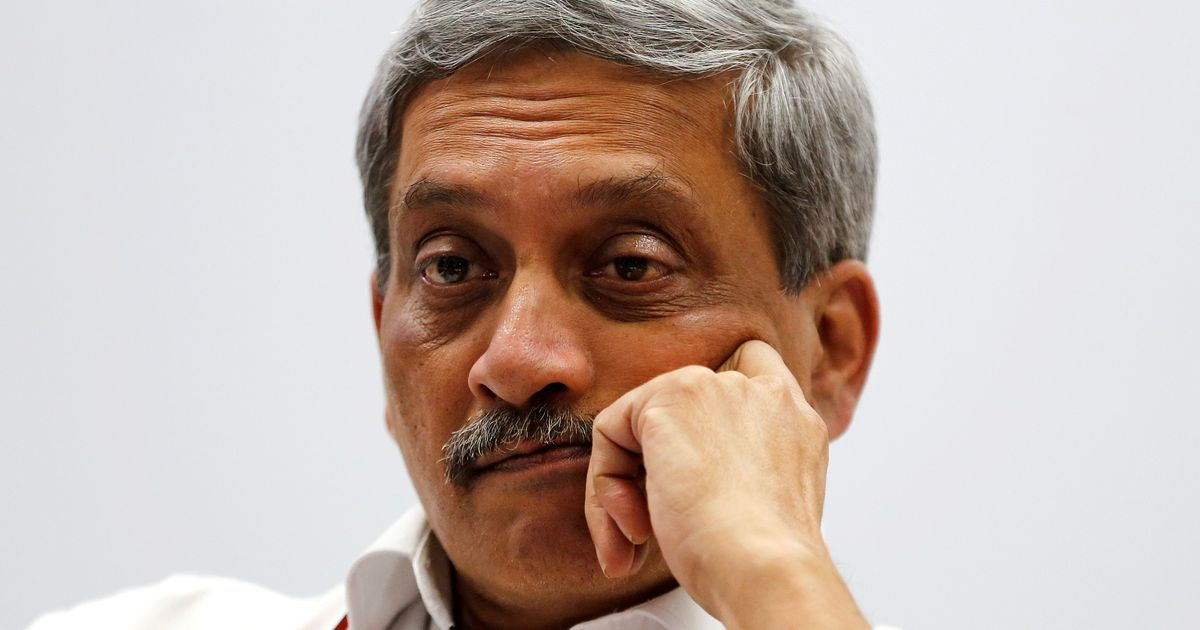 Manohar Parrikar has pancreatic cancer, says Goa minister in first official admission