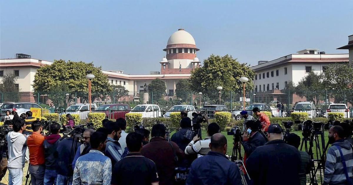Supreme Court adjourns Ayodhya land dispute case till January