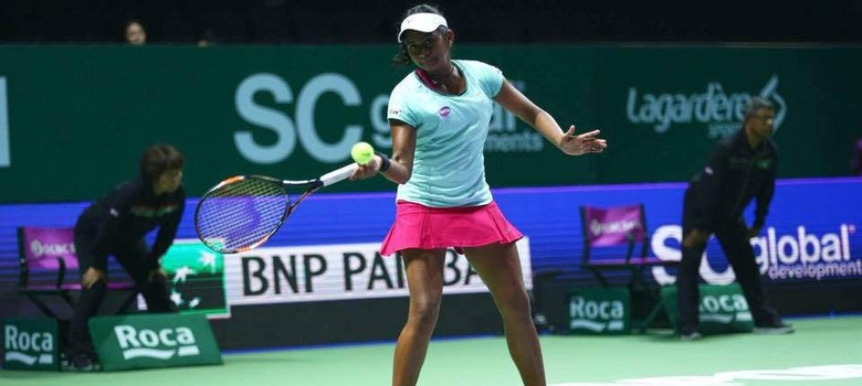 Mumbai Open: Pranjala Yadlapalli puts up a fight but ousted by fifth seed Khumkum