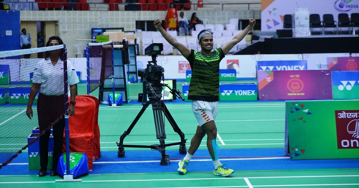 SaarLorLux Open Badminton: India's Subhankar Dey stuns top seed and former world No 1 Lin Dan
