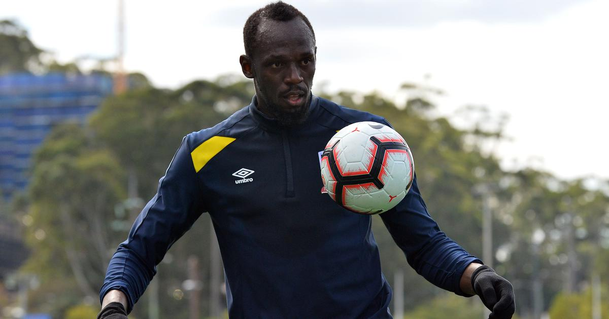 Football: Australian club Central Coast Mariners terminates Usain Bolt's trial after 3 months