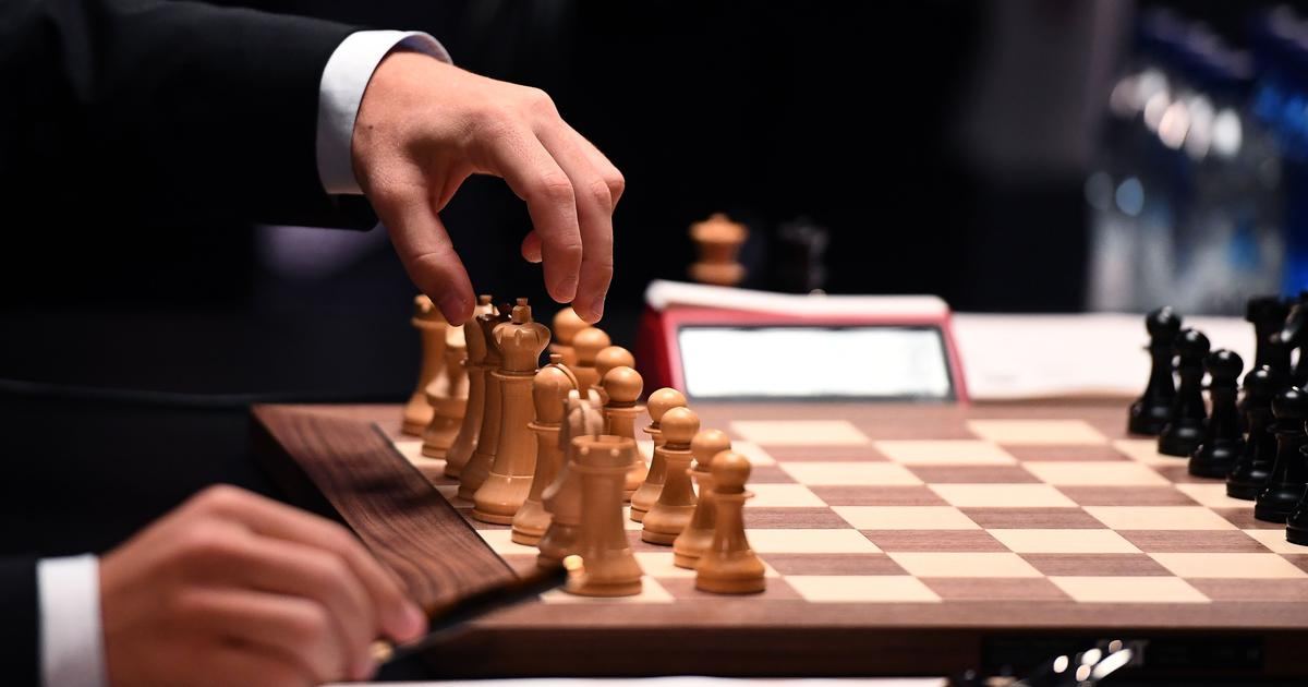 Check and mate? World Chess launches dating app ahead of World Championships