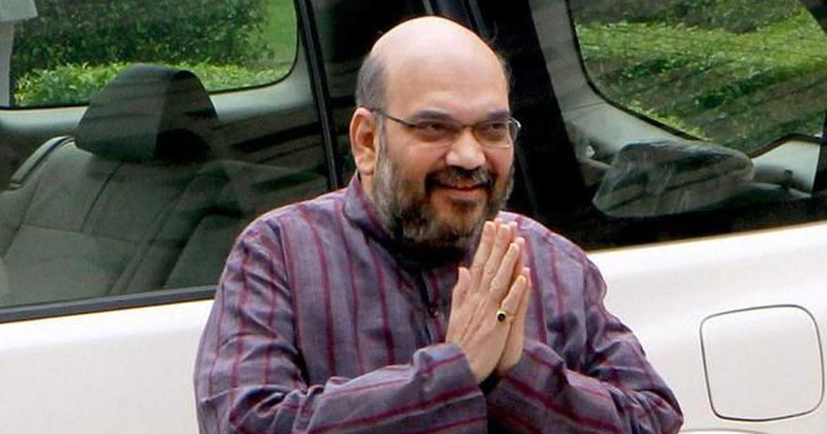 Goa BJP delegation meets Amit Shah to push for end of mining ban