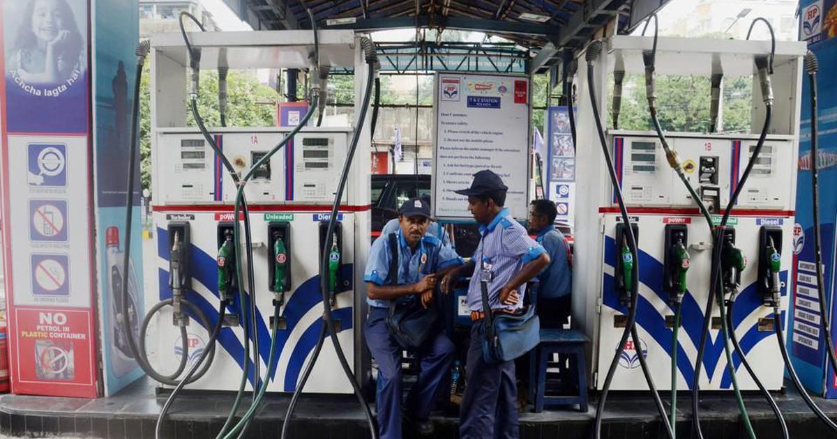 Fuel prices drop further, petrol costs Rs 78.56 per litre in Delhi