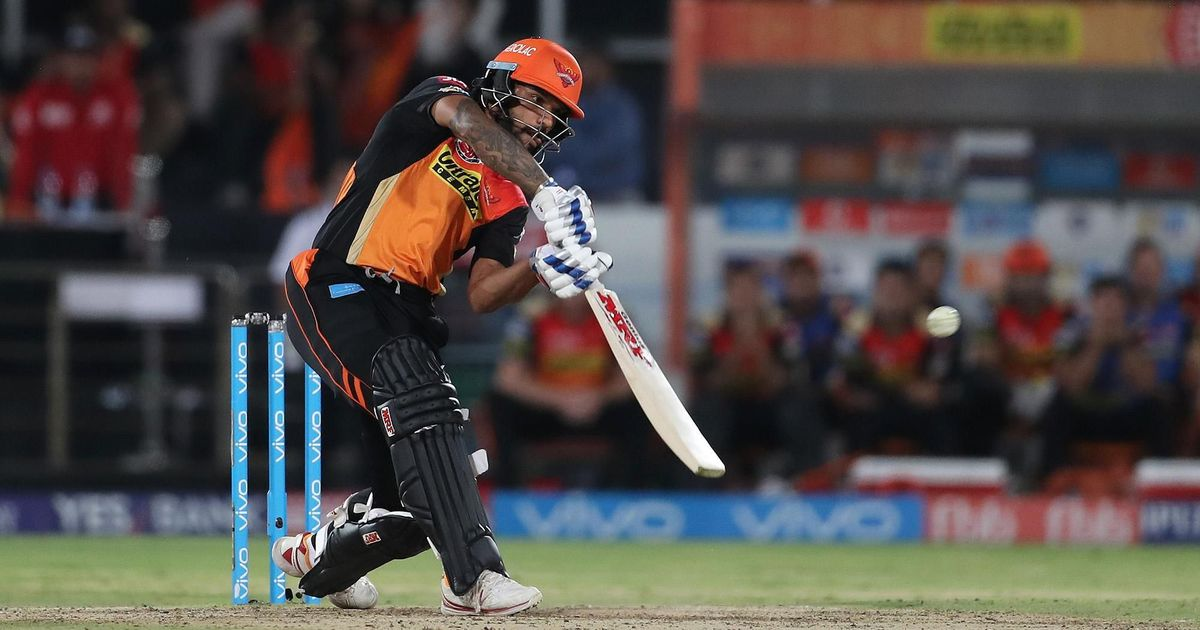 IPL: Sunrisers Hyderabad confirm 'unsettled' Shikhar Dhawan's trade to Delhi Daredevils