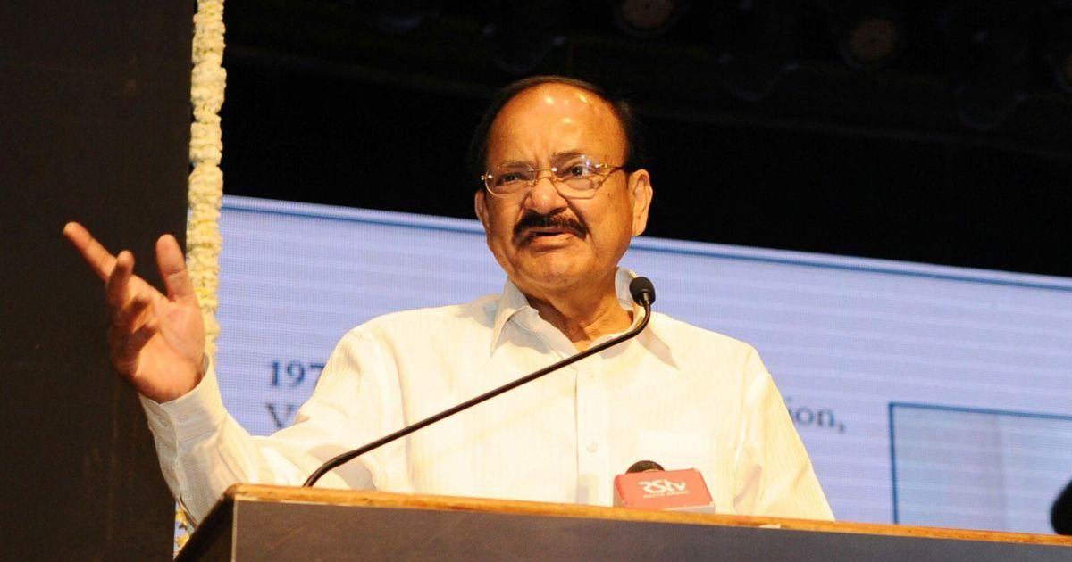 Internal mechanism needed to correct agitation in institutions like CBI and SC, says Venkaiah Naidu