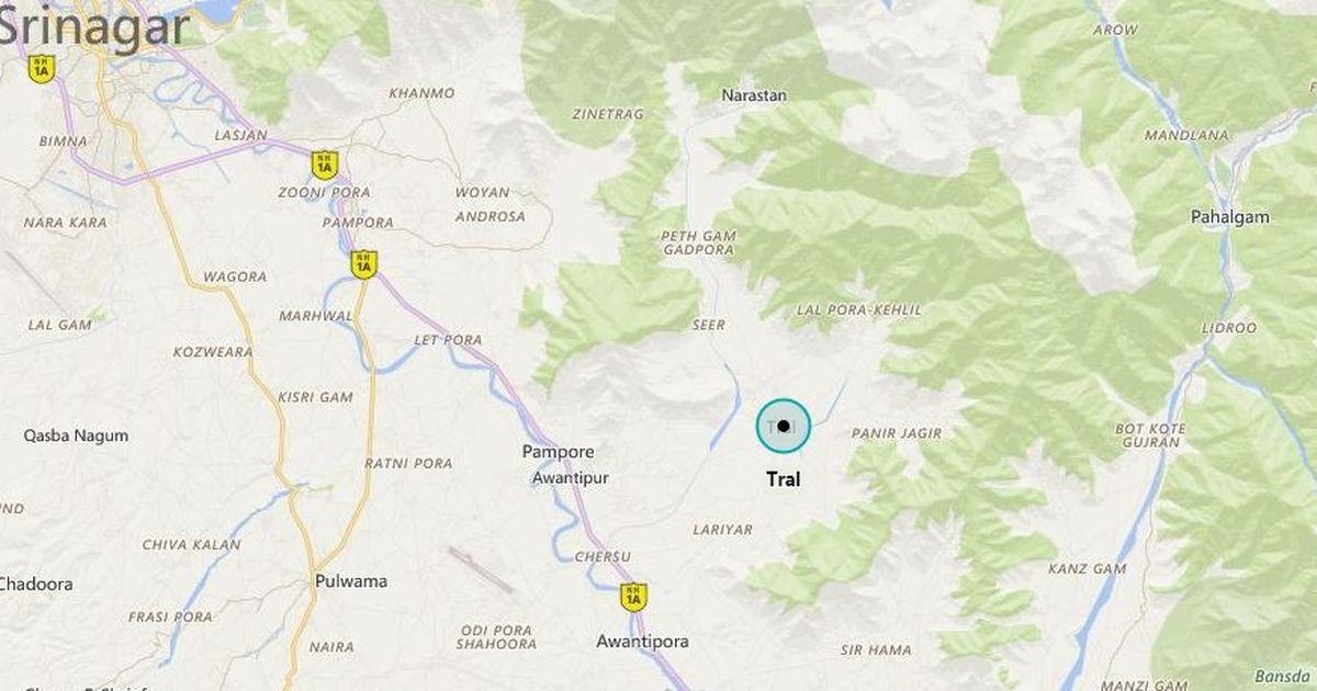 Jammu and Kashmir: Suspected Jaish-e-Mohammed militant killed in Tral gunfight, policeman injured