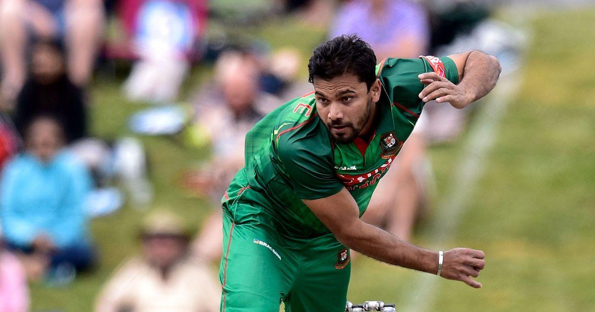 Bangladesh ODI captain Mashrafe Mortaza to contest in upcoming election