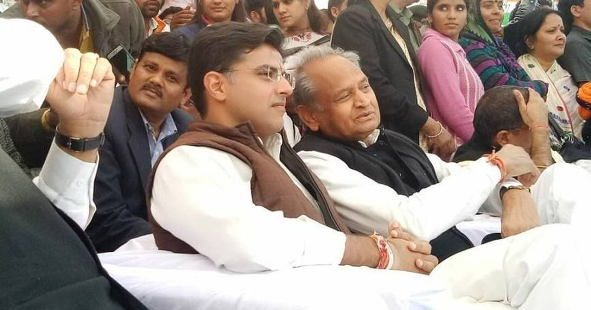 Ashok Gehlot and Sachin Pilot will contest Rajasthan Assembly ...