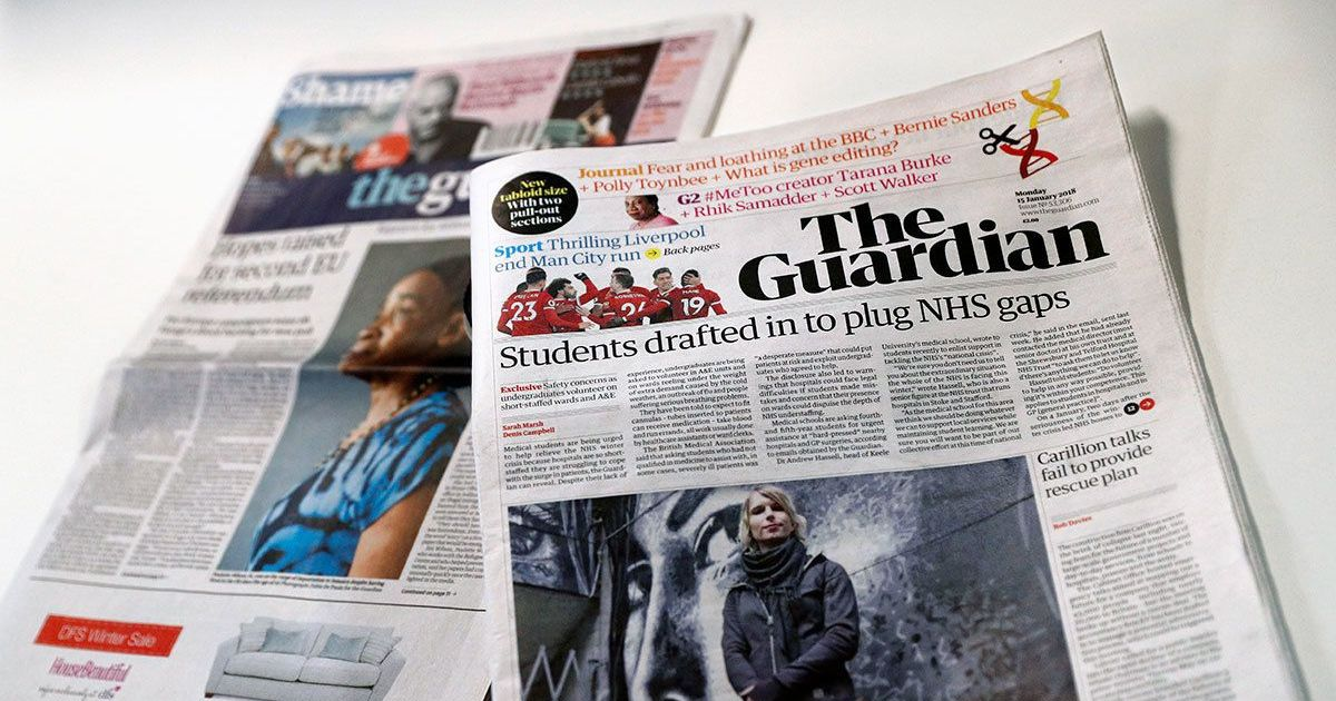 In UK, some new media outlets claim to detest 'mainstream media' – but rely on it for information