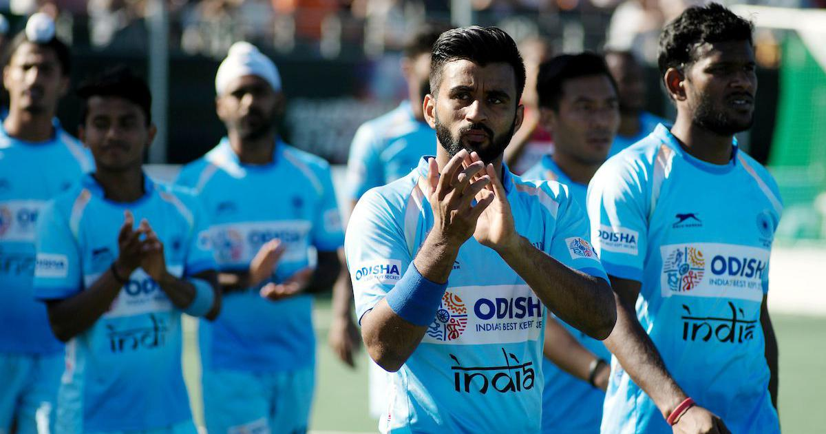 Hockey World Cup: India focused on first hurdle – topping group and reaching quarters, says Manpreet