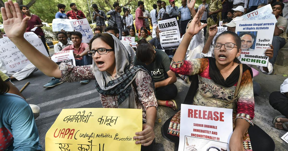 Bhima Koregaon chargesheet: Focus on plot to kill Modi, silence on caste violence