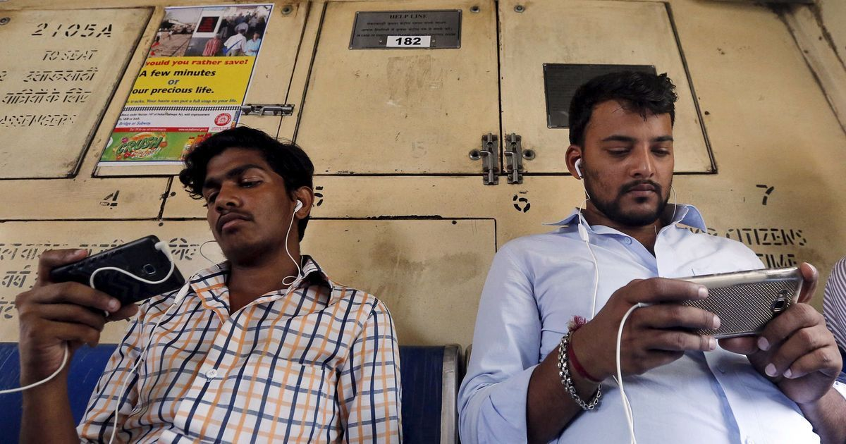 'India Connected': A new book looks at how the smartphone is changing the lives of Indians