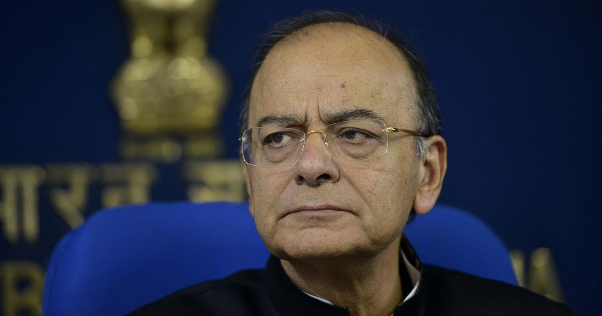 'Those who have a lot to hide will fear CBI': Arun Jaitley on states barring the central agency
