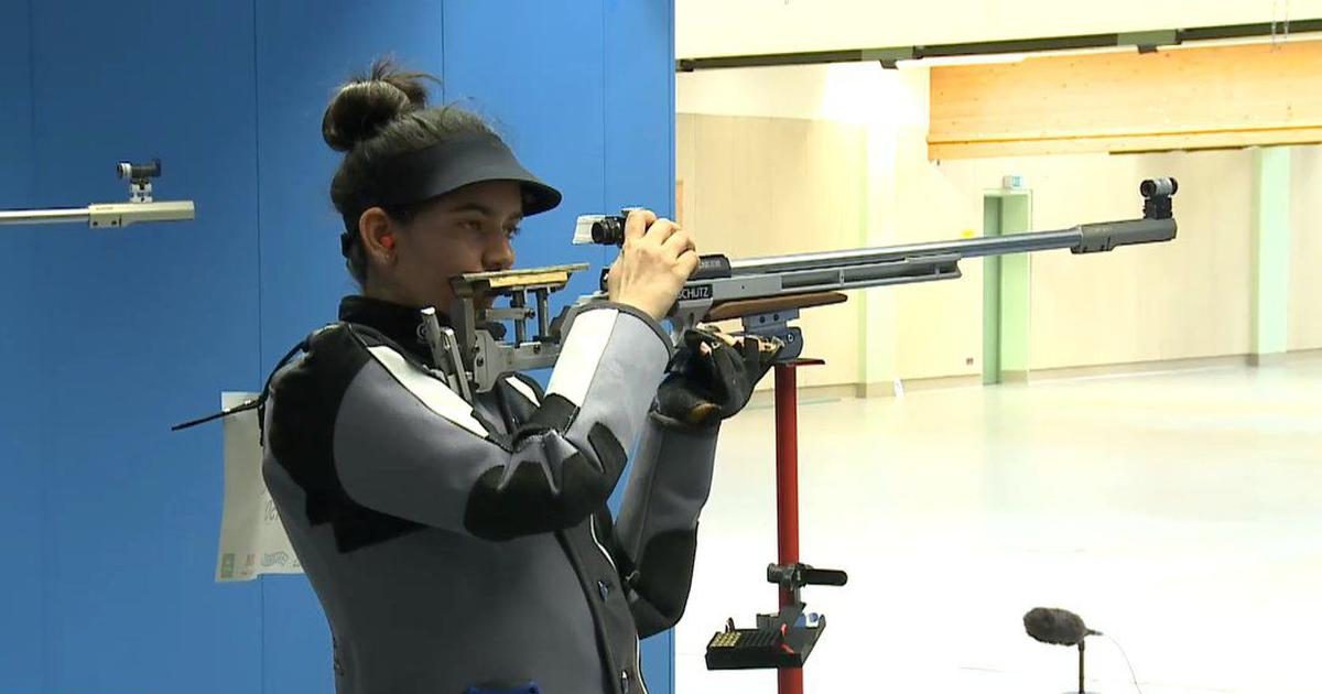 Shooting nationals: Anjum Moudgil completes clean sweep of air rifle events
