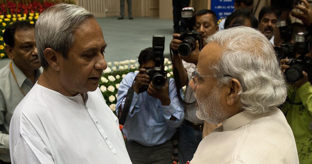 Odisha CM Naveen Patnaik urges Narendra Modi to stop Polavaram dam construction in Andhra Pradesh