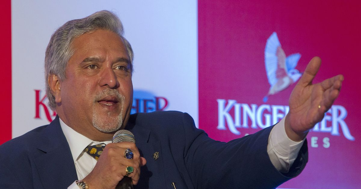 Vijay Mallya told to pay £88,000 to Swiss bank for mortgage on London house