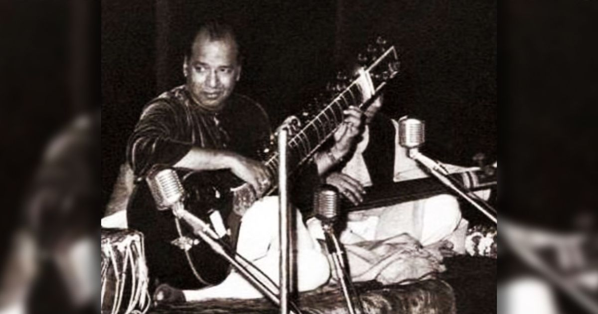 Listen: That magical moment when sitar maestro Vilayat Khan would break into song mid-performance
