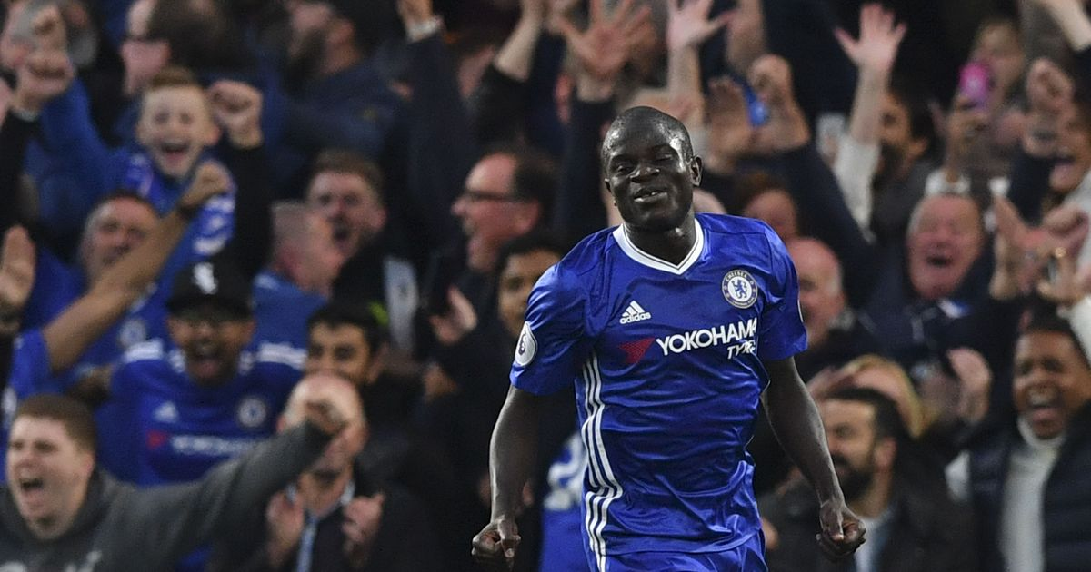 French midfielder N'Golo Kante extends stay at Chelsea after signing five-year contract