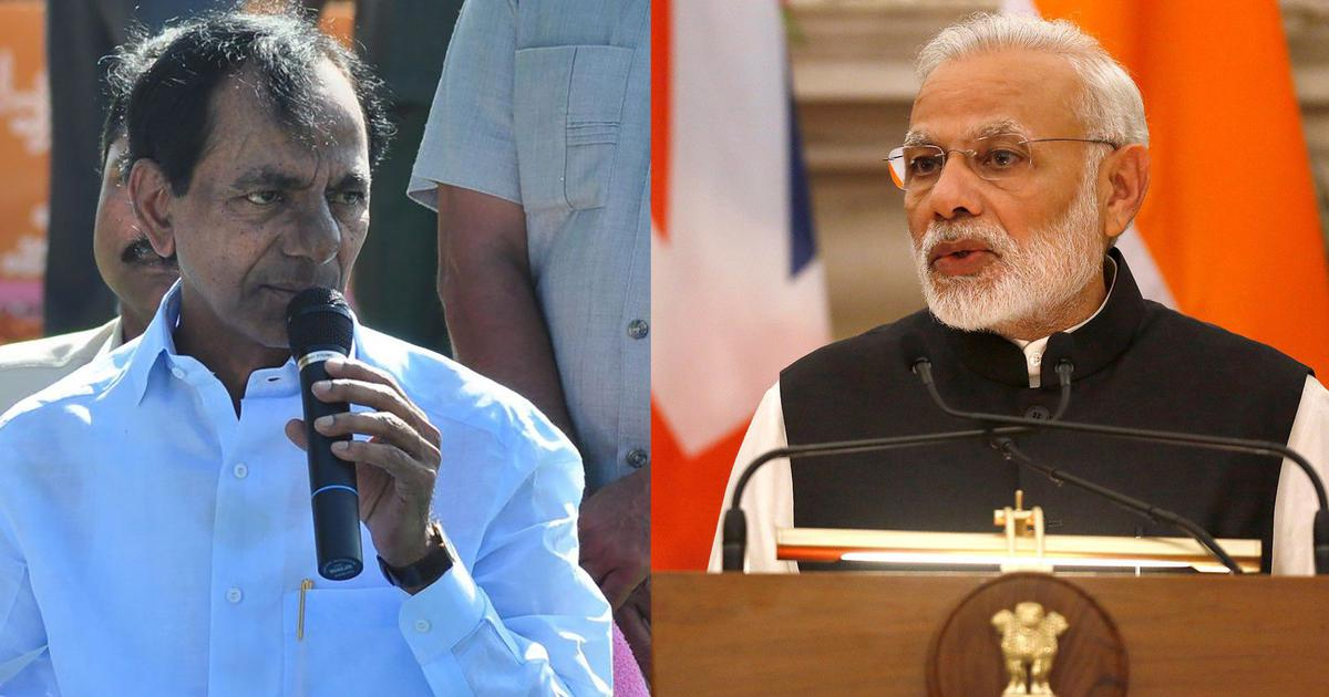 Telangana polls: Narendra Modi and BJP have a disease that causes communal madness, says TRS chief