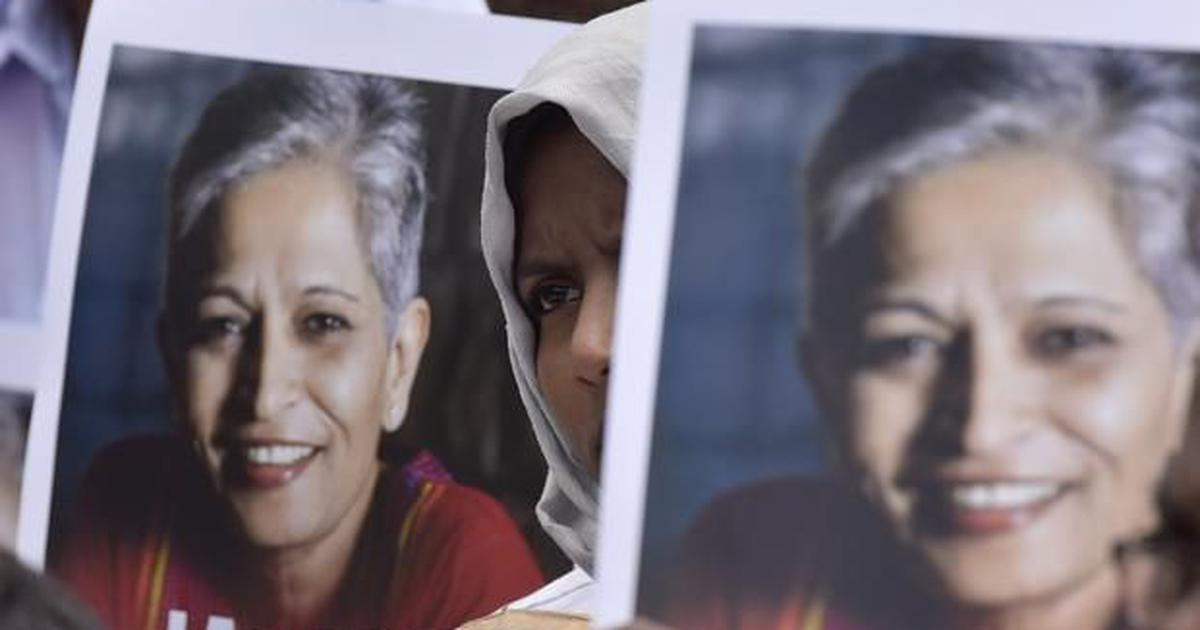 Gauri Lankesh's killers linked to Sanathan Sanstha, murder was planned for five years: Chargesheet
