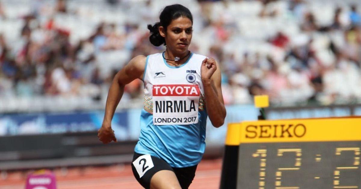 Quarter-miler Nirmala Sheoran, four other athletes test positive for banned substances: Reports