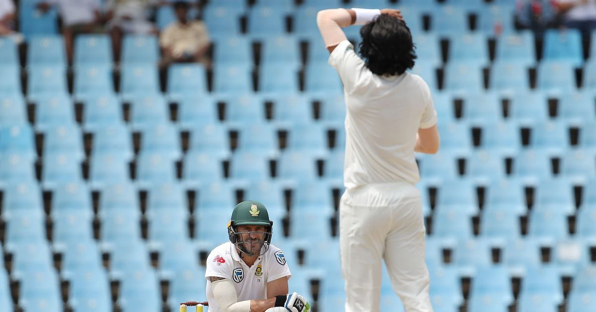 South Africa captain Faf du Plessis backs India's 'best' Test pace attack to deliver in Australia