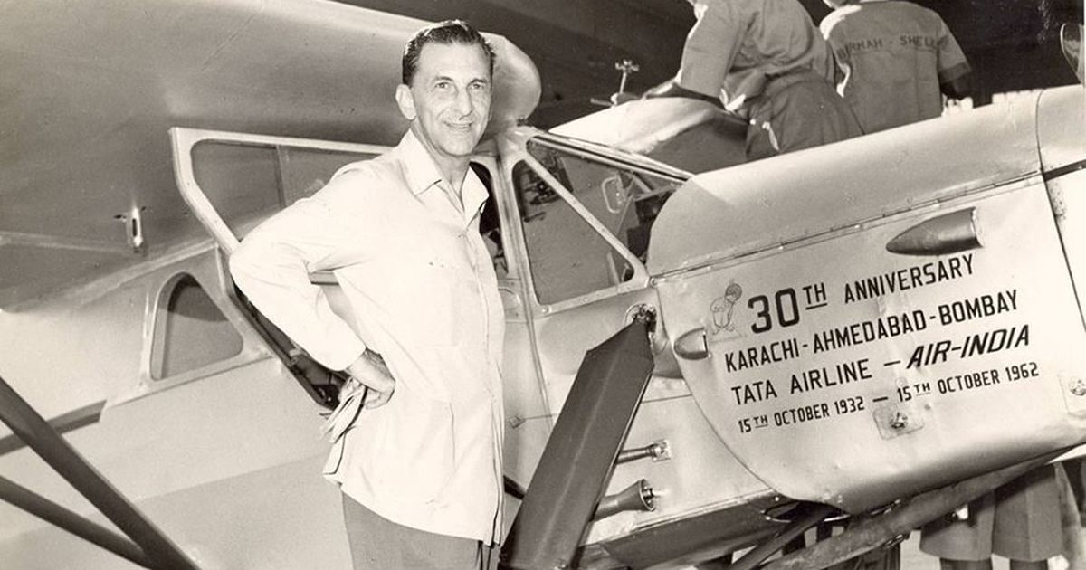 How the government took Air India from JRD Tata, asked him to run it, and then took it away again