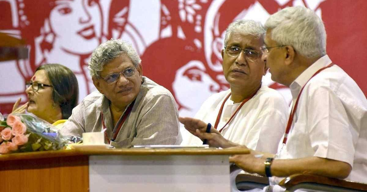 Communist leaders continue to harm India by claiming they recognise class but not caste