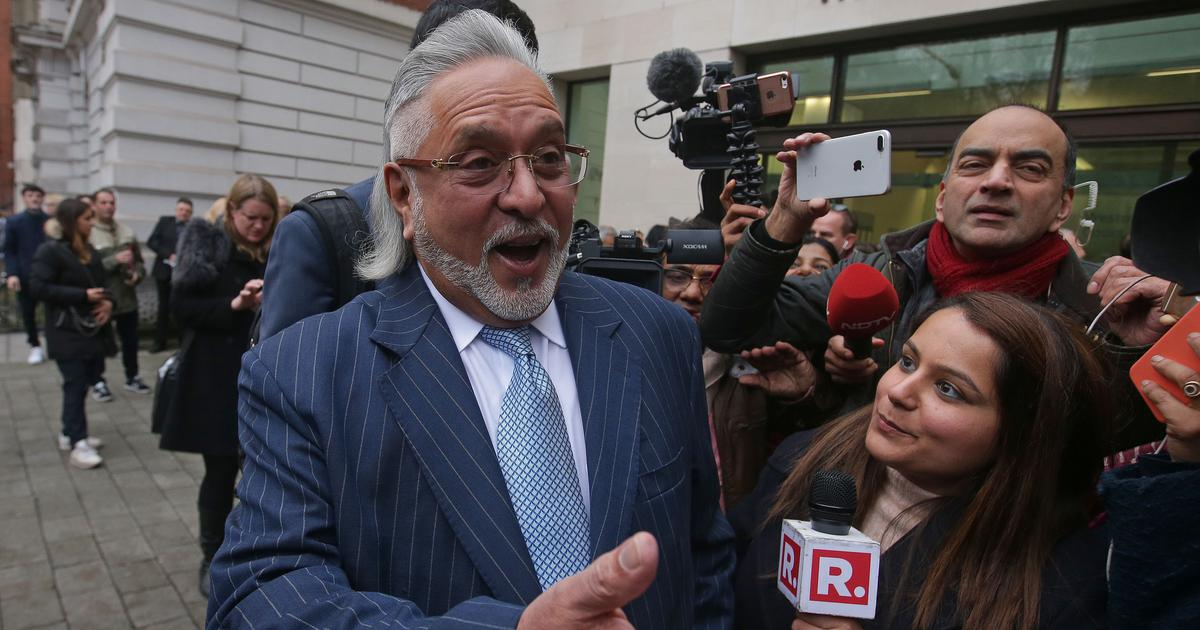 UK court orders Vijay Mallya to be extradited to India – but his return could take some time
