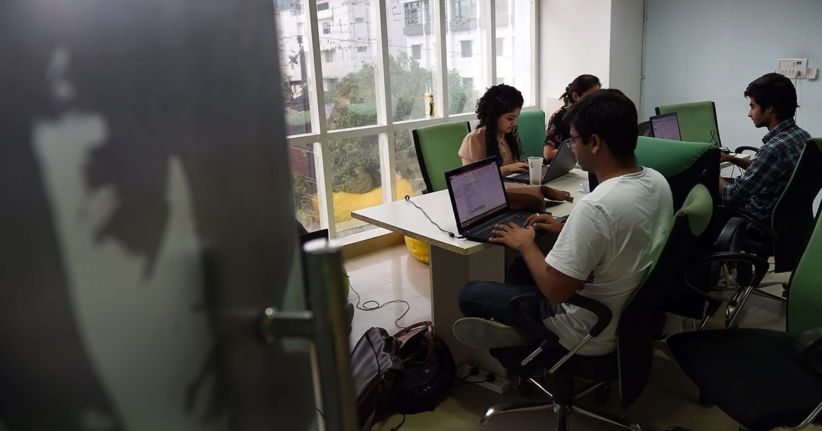 Why co-working spaces are becoming popular in metropolitan India