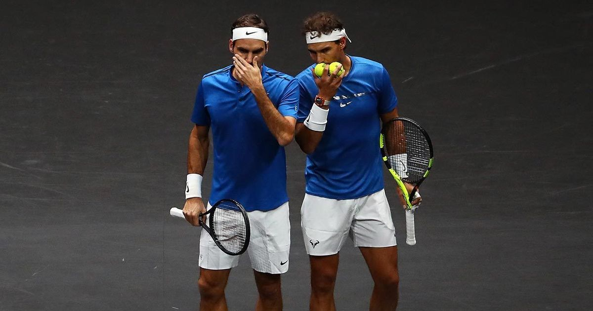 Team Europe S Roger Federer And Rafael Nadal To Reunite For 2019 Laver Cup