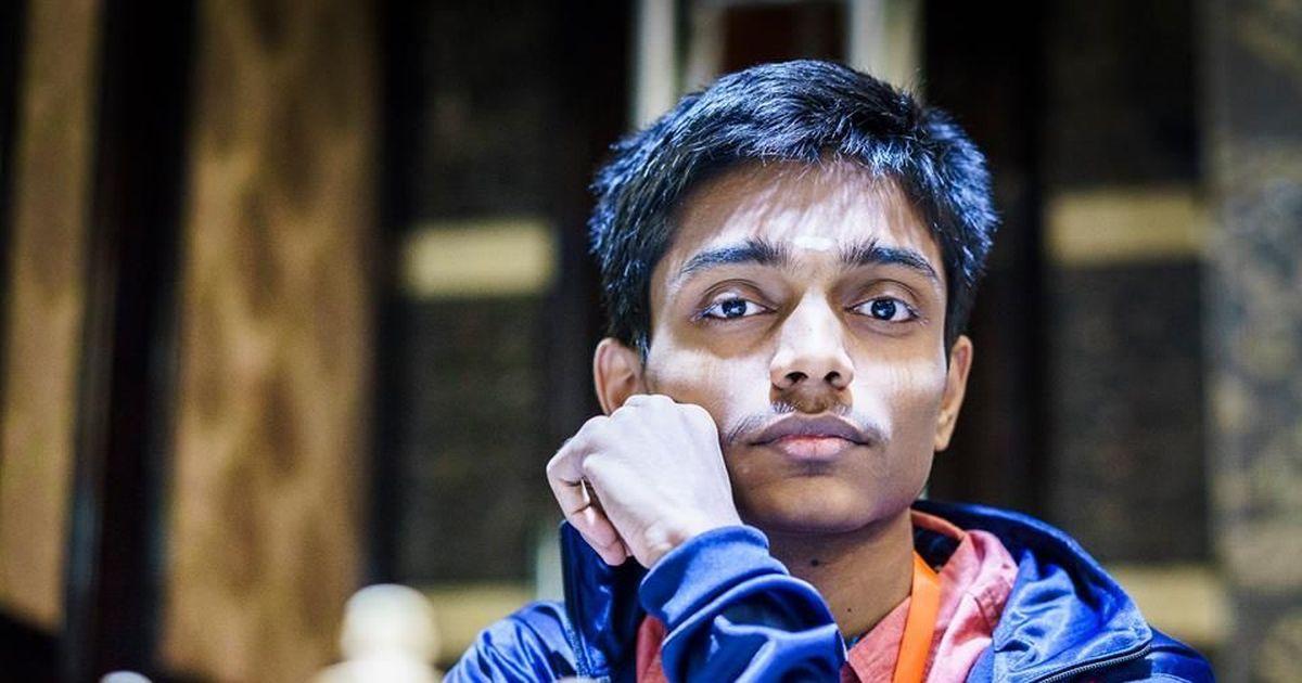 Chess: Aravindh Chithambaram bags national crown with an unbeaten run