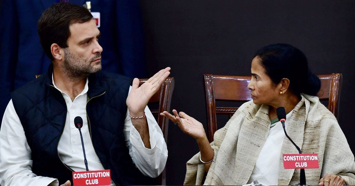 Trinamool Congress leader rules out pre-election alliance with Congress