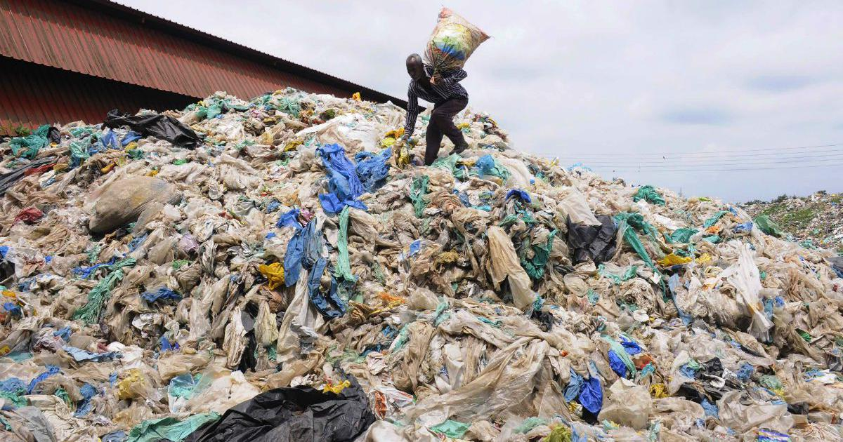 NFL, Apple and Microsoft: What you could buy if you recycled the world's plastic waste