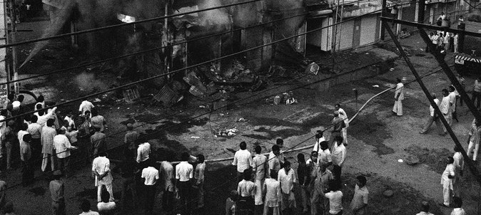 This novel gives faces and voices to the victims of the 1984 massacre of Sikhs