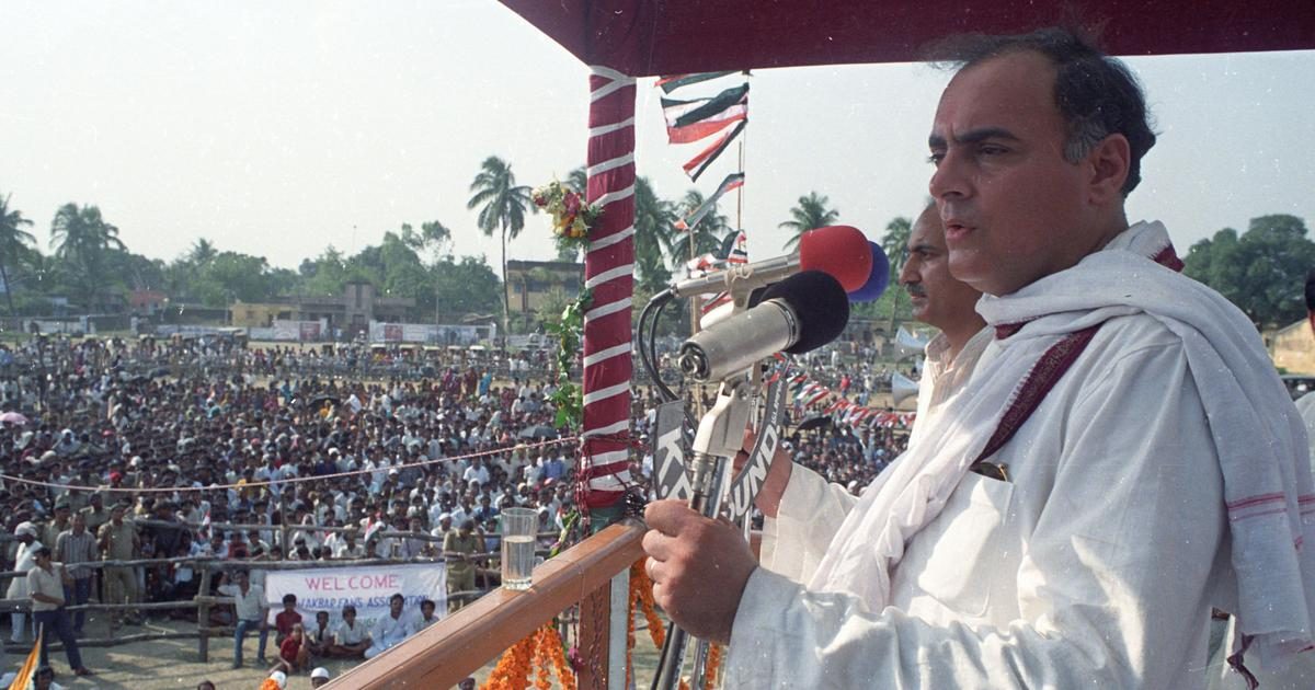 1984 anti-Sikh violence: Delhi Assembly wants Rajiv Gandhi's Bharat Ratna to be withdrawn